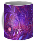Fractal Flower Fields Coffee Mug