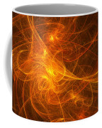 Fractal - Habanera Coffee Mug