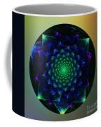 Fractal Hauseleek Coffee Mug
