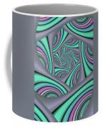 Fractal In Itself Coffee Mug
