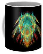 Fractal - Insect - I Found It In My Cereal Coffee Mug