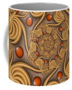 Fractal Jewelry Coffee Mug