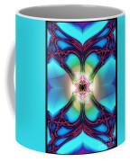 Fractal Nouveau Coffee Mug