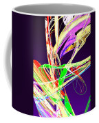 Fractal - Pussy Willows Coffee Mug