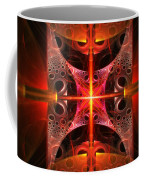 Fractal - Science - Cold Fusion Coffee Mug by Mike Savad
