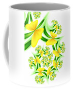 Fractal Summer Desire Coffee Mug
