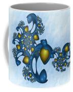 Fractal Tears Of Joy 2 Coffee Mug