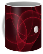 Fractal The Lonesome Pearl 2 Coffee Mug