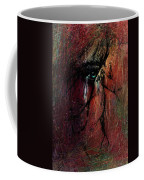 Fracture Coffee Mug by Rachel Christine Nowicki