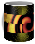 Fractured Fractal Coffee Mug