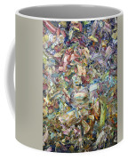 Roadside Fragmentation Coffee Mug