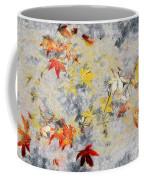 Fragments Of Fall Coffee Mug
