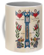 Fraktur Scriften-time Coffee Mug