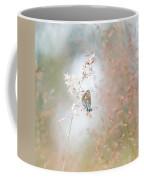 Frame Of Grasses Coffee Mug