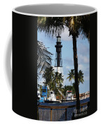 Framed By The Tropics Coffee Mug