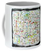 Framed Density Coffee Mug