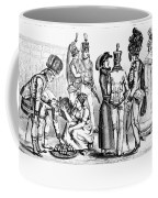 France English Occupation Coffee Mug
