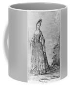 France Fashionable Lady Coffee Mug