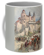 Francis I Held Prisoner In A Tower Coffee Mug