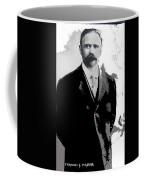 Francisco  Madero Portrait No Location Or Date-2013 Coffee Mug