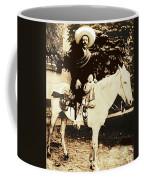 Francisco Villa On Horse Perhaps Siete Leguas Unknown Mexico Location Or Date 2013. Coffee Mug