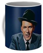 Frank Sinatra Coffee Mug by Paul Meijering