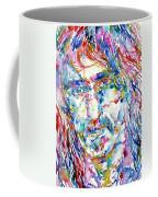 Frank Zappa  Portrait.3 Coffee Mug