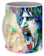 Frank Zappa  Portrait.4 Coffee Mug