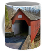 Frankenfield Covered Bridge Coffee Mug
