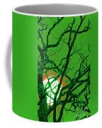Frankenstein Moon Coffee Mug by First Star Art