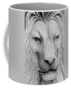 Frankie Lion Coffee Mug