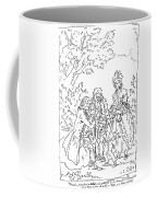 Franklin & Voltaire Coffee Mug