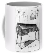 Franklin: Armonica, 1761 Coffee Mug