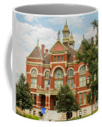 Franklin County Courthouse 4 Coffee Mug
