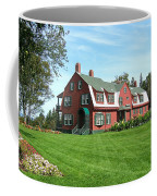 Franklin D. Roosevelts Beloved Island Campobello Coffee Mug by Edward Fielding