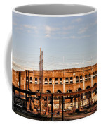 Franklin Field In The Morning Coffee Mug