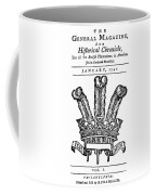 Franklin General Magazine Coffee Mug
