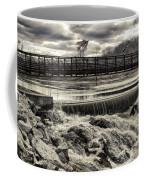 Franklin Nj Pond Coffee Mug
