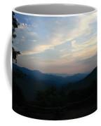 Franklin Sunset Coffee Mug