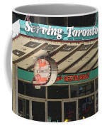 Fran's Restaurant  Toronto Diner Icon Coffee Mug