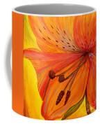 Freckles On Orange Coffee Mug
