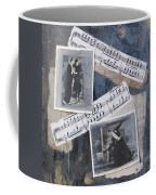 Fred And Ginger Collage Coffee Mug