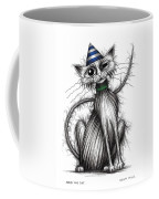 Fred The Cat Coffee Mug
