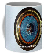 Freddie White Cymbal Earth Wind Fire Spirit Tour Coffee Mug