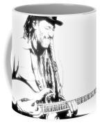 Freddy And His Guitar Coffee Mug