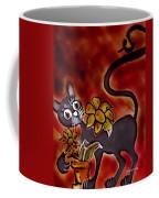 Freddy The Cat Coffee Mug