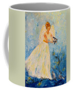 Free At Last, Angel Coffee Mug