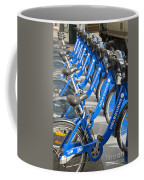 Free Bicycle System In Melbourne Australia Coffee Mug