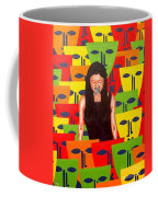 Free Speech Coffee Mug by Patrick J Murphy