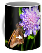 Silver Spotted Skipper Coffee Mug